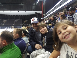 Jack attended Jacksonville Icemen vs. Florida Everblades - ECHL on Nov 2nd 2018 via VetTix