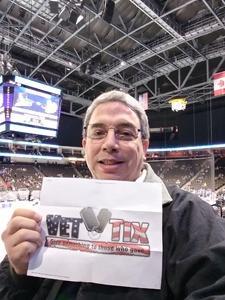 Clifford attended Jacksonville Icemen vs. Florida Everblades - ECHL on Nov 3rd 2018 via VetTix