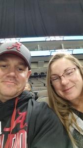 David attended Jacksonville Icemen vs. Florida Everblades - ECHL on Nov 3rd 2018 via VetTix