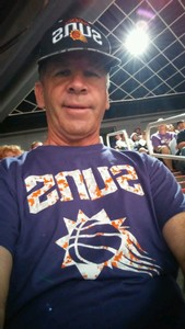 Paul attended Phoenix Suns vs. Dallas Mavericks - NBA on Oct 17th 2018 via VetTix