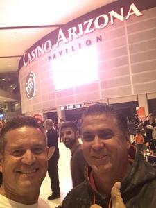 William attended Phoenix Suns vs. Dallas Mavericks - NBA on Oct 17th 2018 via VetTix