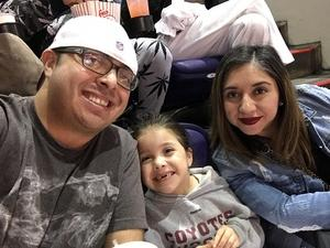 Noe attended Phoenix Suns vs. Dallas Mavericks - NBA on Oct 17th 2018 via VetTix