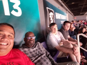 Pete attended Phoenix Suns vs. Dallas Mavericks - NBA on Oct 17th 2018 via VetTix
