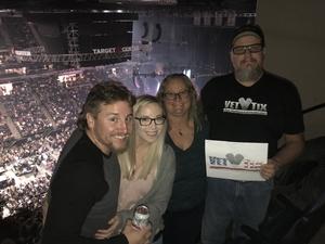 Scott attended Keith Urban: Graffiti U Tour on Oct 13th 2018 via VetTix