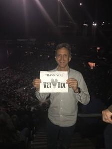 Jay attended Keith Urban: Graffiti U Tour on Oct 13th 2018 via VetTix