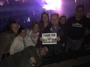 Karoline attended Keith Urban: Graffiti U Tour on Oct 13th 2018 via VetTix