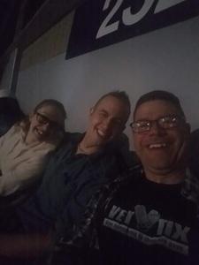 David attended Keith Urban: Graffiti U Tour on Oct 13th 2018 via VetTix