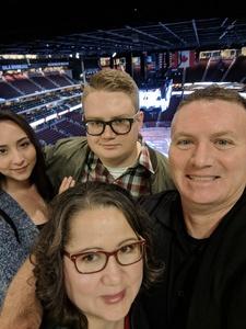 Mike attended Arizona Coyotes vs. Vancouver Canucks - NHL on Oct 25th 2018 via VetTix
