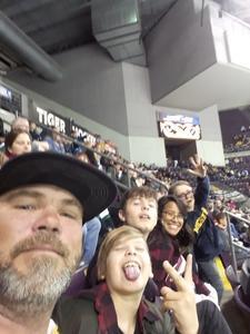 Alan attended Colorado College Tigers vs. Miami University - NCAA Hockey on Nov 16th 2018 via VetTix