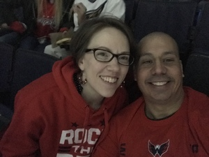 Alexis attended Colorado College Tigers vs. Miami University - NCAA Hockey on Nov 16th 2018 via VetTix