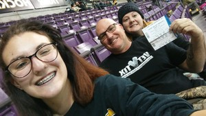 mark attended Colorado College Tigers vs. Miami - NCAA Hockey on Nov 17th 2018 via VetTix