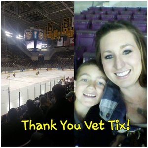 Michael attended Colorado College Tigers vs. Miami - NCAA Hockey on Nov 17th 2018 via VetTix