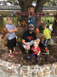 Ashley attended Kid-o-ween at Wild Adventures - 1 Ticket Valid for 4 People on Oct 13th 2018 via VetTix