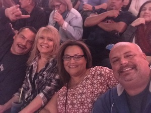 Tom attended Eagles - Live on Oct 14th 2018 via VetTix