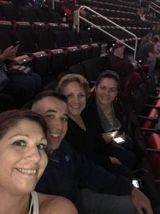 Glenn attended Eagles - Live on Oct 14th 2018 via VetTix