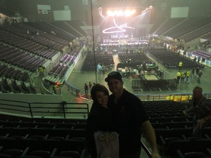 Michael attended Jake Owen - Life's Whatcha Make It Tour - Country on Nov 3rd 2018 via VetTix