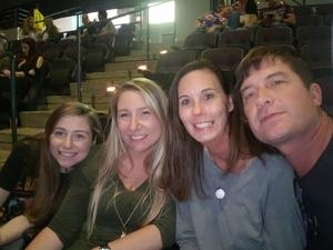 Tom's family. attended Jake Owen - Life's Whatcha Make It Tour - Country on Nov 3rd 2018 via VetTix