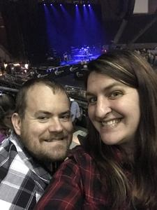 Amie attended Jake Owen - Life's Whatcha Make It Tour - Country on Nov 3rd 2018 via VetTix