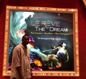 Jeremy attended Le Reve on Oct 15th 2018 via VetTix