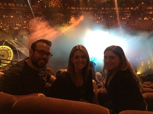 Thomas Costello attended Le Reve on Oct 15th 2018 via VetTix