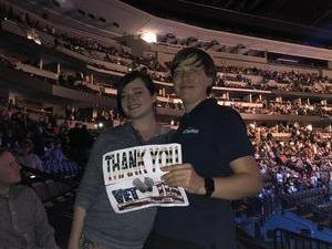 Julie attended Nitro Circus- You Got This Tour on Oct 16th 2018 via VetTix