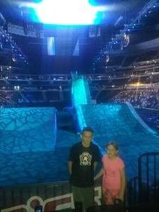 Renee attended Nitro Circus- You Got This Tour on Oct 16th 2018 via VetTix