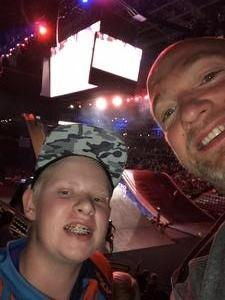 J.D. attended Nitro Circus- You Got This Tour on Oct 16th 2018 via VetTix