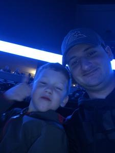 Ross attended Nitro Circus- You Got This Tour on Oct 16th 2018 via VetTix