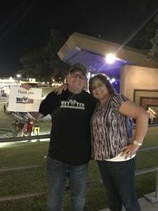 Christopher attended Classic Albums Live Performs the Eagles Hotel California on Oct 27th 2018 via VetTix