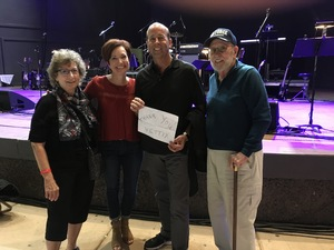Frederick attended Classic Albums Live Performs the Eagles Hotel California on Oct 27th 2018 via VetTix