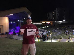 Anthony attended Classic Albums Live Performs the Eagles Hotel California on Oct 27th 2018 via VetTix