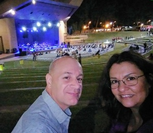 David attended Classic Albums Live Performs the Eagles Hotel California on Oct 27th 2018 via VetTix