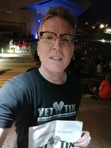 Scott attended Classic Albums Live Performs the Eagles Hotel California on Oct 27th 2018 via VetTix