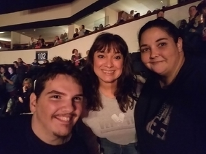 Leticia attended Enjoy a Totally Awesome Night of 80s Hits With Ladies of the 80s Featuring Debbie Gibson, Lisa Lisa and Tiffany! on Oct 18th 2018 via VetTix