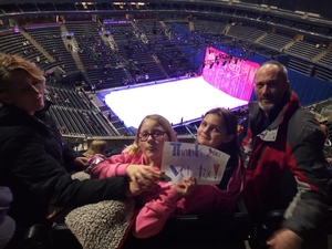 Click To Read More Feedback from Disney on Ice: 100 Years of Magic