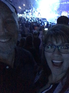 Troy attended Justin Timberlake - the Man of the Woods Tour - Pop on Oct 15th 2018 via VetTix