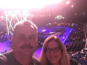ROBERT attended Justin Timberlake - the Man of the Woods Tour - Pop on Oct 15th 2018 via VetTix