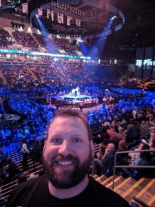 Brian attended Justin Timberlake - the Man of the Woods Tour - Pop on Oct 15th 2018 via VetTix