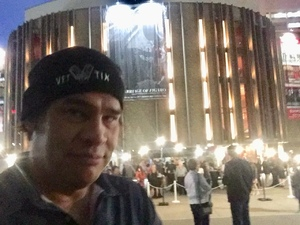 Allen attended The Marriage of Figaro on Oct 23rd 2018 via VetTix