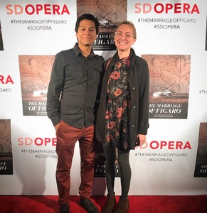 Francisco attended The Marriage of Figaro on Oct 23rd 2018 via VetTix