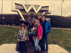 Michael attended West Virginia Mountaineers vs. Baylor Bears - NCAA Football on Oct 25th 2018 via VetTix