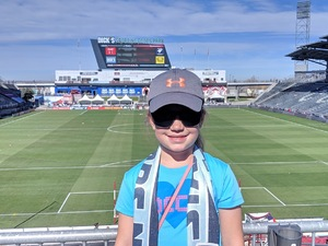 Steve attended Colorado Rapids vs. FC Dallas - MLS on Oct 28th 2018 via VetTix