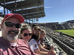 Kenneth attended Colorado Rapids vs. FC Dallas - MLS on Oct 28th 2018 via VetTix