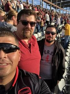 Nestor alvarez attended Colorado Rapids vs. FC Dallas - MLS on Oct 28th 2018 via VetTix