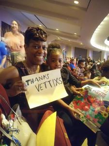 pamela attended Sesame Street Live! Make Your Magic on Oct 21st 2018 via VetTix