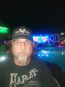 david attended BLK Live - Puddle of Mudd on Oct 31st 2018 via VetTix