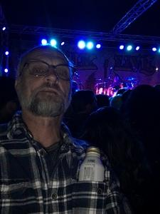 Kevin attended BLK Live - Puddle of Mudd on Oct 31st 2018 via VetTix
