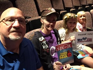 Paul attended School House Rock Live Events on Oct 27th 2018 via VetTix