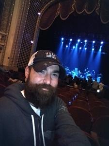 Michael attended Blues Traveler: Accelerated Nation Tour on Nov 1st 2018 via VetTix