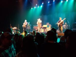 Alan attended Blues Traveler: Accelerated Nation Tour on Nov 1st 2018 via VetTix